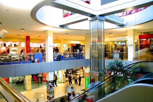 Вентиляція торгових центрів